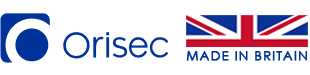 Orisec Ltd | Professional Security Equipment Logo