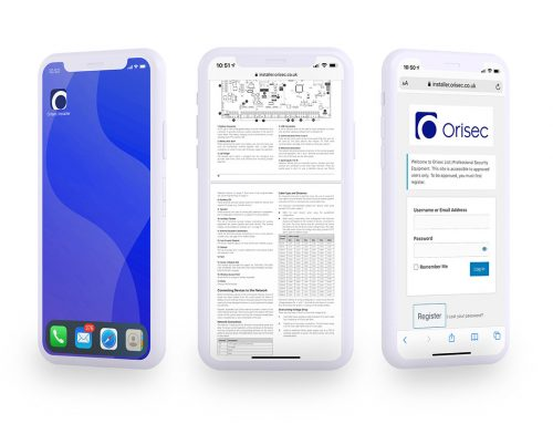 View Orisec Manuals & More on Your Phone